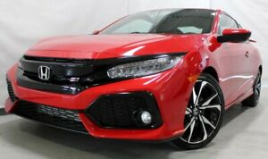 2017 Honda Civic Si gps toit ouvrant bluetooth seulement 17000km