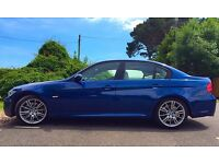 BMW 330D MSport 4dr Manual - 12 Months MOT - New Full Set of Tyres - 231 BHP - 43 MPG