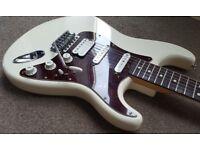 Fender Lonestar Stratocaster Deluxe - Seymour Duncan