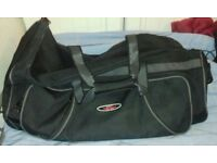 American Tourister wheeled duffle bag