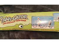 Trail gator tow bar (kids bike)
