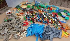 Ultimate Xmas Gift ! Huge Job lot Collections Thomes The Tank Engine Sets - Bargain Used Toys