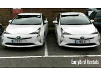 PCO - NEW TOYOTA PRIUS RENTAL HIRE | ** TIME TO UPGRADE ** 5 STAR RATING