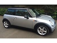 AUTOMATIC MINI COOPER VERY LOW MILEAGE PANORAMIC ELECTRIC ROOF SERVICE HISTORY LEATHER TRIM AUTO ONE