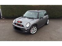 BMW MINI COOPER S R53 1.6 SUPERCHARGED 200BHP+ Full leather - low miles - pan roof - not R56 jcw gp