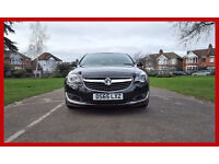 PCO 2015 Vauxhall insignia 1.6 CDTi SRi Start/Stop) ----- Low 21800 Miles ---- PCO suitable for PCO