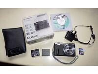 Panasonic DMC-TZ60 Lumix Compact Digital Camera (18.1 MP, 30x Optical Zoom, 3 inch LCD