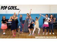 KIDS POP SINGING CLASSES BRIGHTON