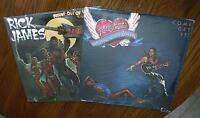 Classic Rick James Albums (Two Sealed)
