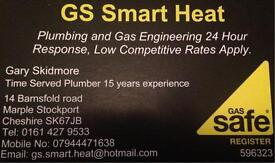 Plumber / gas engineer : 07944471638
