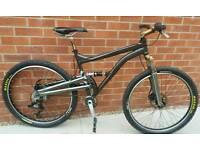 Mountain Bike full sus
