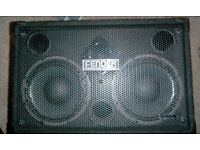 FENDER Bass Cab Pro 210 (350w r.m.s.) Made in Mexico