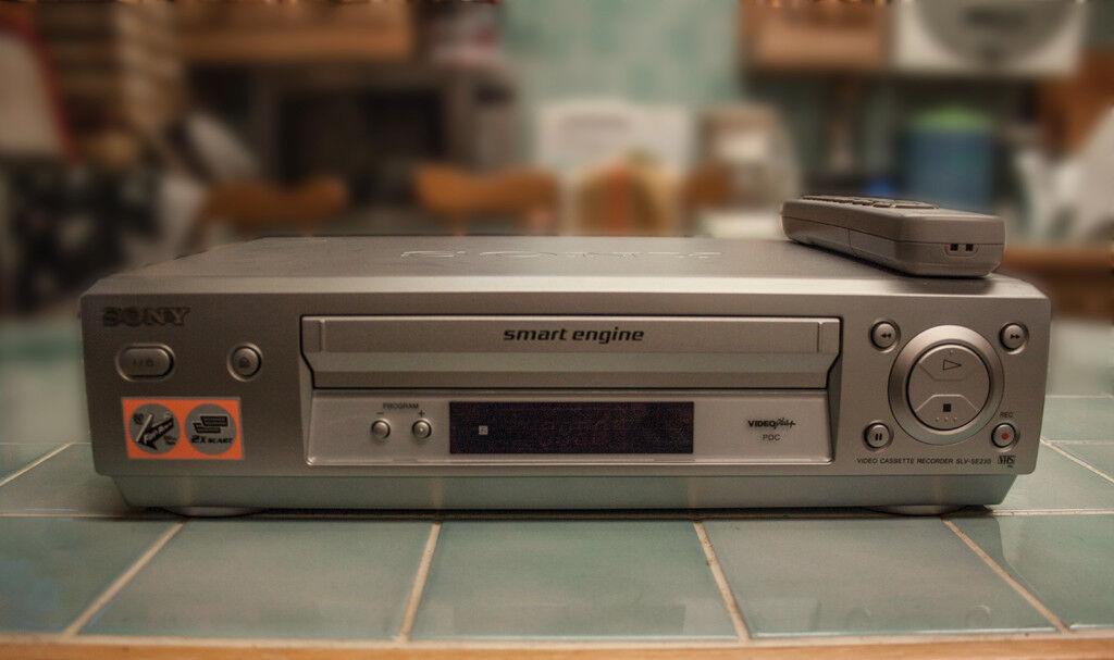 Sony SLV-SE230 Video Recorder