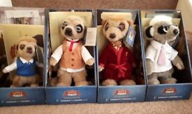 Meerkats ... all in original boxes