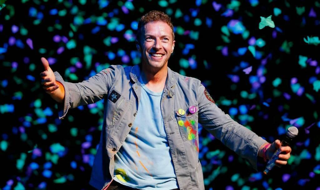 Coldplay at Cardiff Principality Stadium