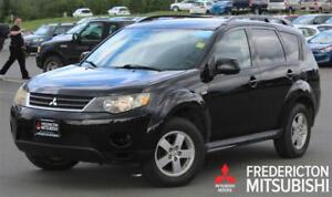 2009 Mitsubishi Outlander LS! AWD! V6! HEATED SEATS!