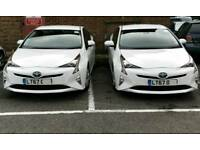 PCO CAR RENTAL | NEW TOYOTA PRIUS 67PLATE | UBER READY START EARNING TODAY