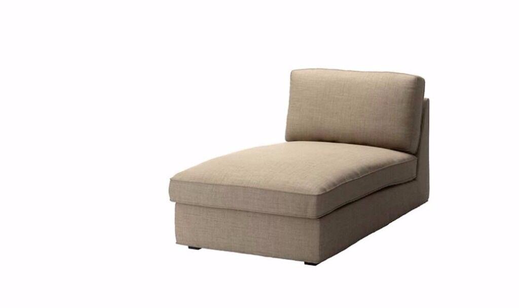 ikea kivik chaise longue l shape sofa attachment price drop in bedminster bristol gumtree. Black Bedroom Furniture Sets. Home Design Ideas