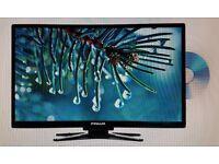 32inch FLAT SCREEN TV/COMBI AS NEW BOXED