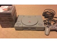 PS1 Bundle - Sony Playstation One Bundle