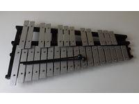 Glockenspiel with case