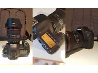 Massive Canon 6D (24-70 f/4L IS USM) Bundle, almost £3,000 of gear including lenses and accessories