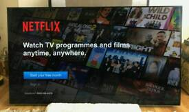 65in Samsung 3D Smart LED TV WI-FI Freeview HD & FreeSat HD [NO STAND]