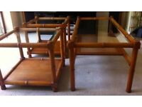 G-PLAN set of 3 coffee/side tables