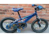 Skylanders 16 inch kids bike