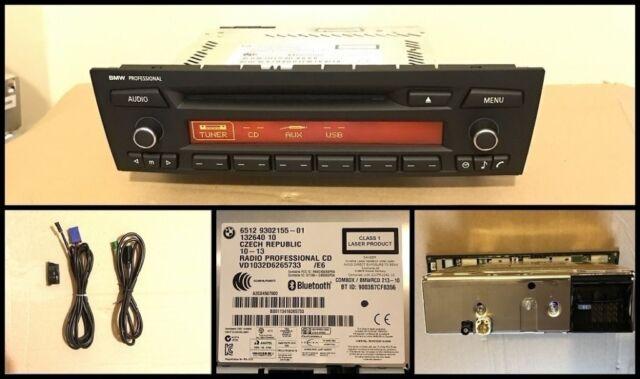 BMW Radio Professional Bluetooth USB Player E90 E91 E92 E93 E81 E82 E87 E88  E84 | in Milton Keynes, Buckinghamshire | Gumtree