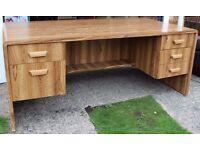 Large american sturdy desk