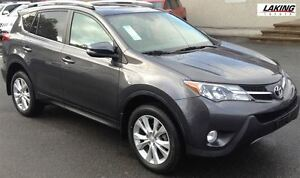 2013 Toyota RAV4 Limited_AWD_Navigation_Heated_Seats_Blind_Spot_