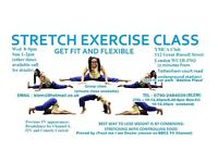 STRETCH EXERCISE CLASS