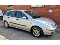 2003 FORD FOCUS LX 1.8 PETROL - EXC RUNNER