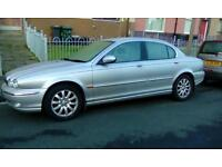Jaguar x type 2.5 v6 auto 2003 spairs or repairs