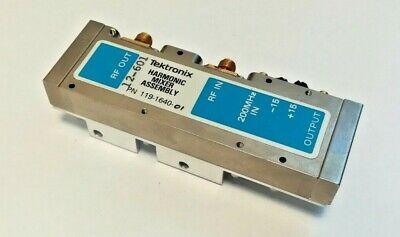 Harmonic Mixer Assy Tektronix 119-1640-01 For 492 490 Spectrum Analyzer