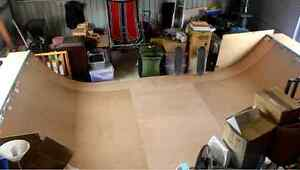 Half pipe for skateboards/scooter/bmx Burekup Dardanup Area Preview