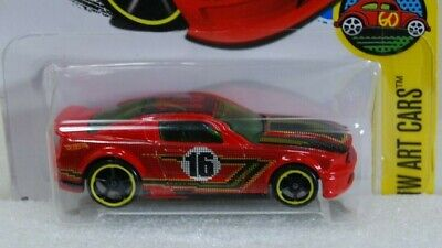 Hot Wheels 2016 '07 Ford Mustang #198/250
