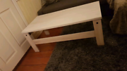 Beautiful whitewashed upcycled, restored  retro coffee table New Farm Brisbane North East Preview