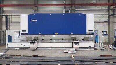 24 X 350t Accurlusa Hydraulic Cnc Press Brake 9-axis Accurpress Amada Trumpf