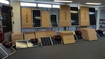Camping4wd Solar Panles Regulators Inverters Battery AGM Marine