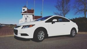 2012 Honda Civic 2DR Coupe
