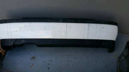 Vw golf mk3 front and rear bumpers