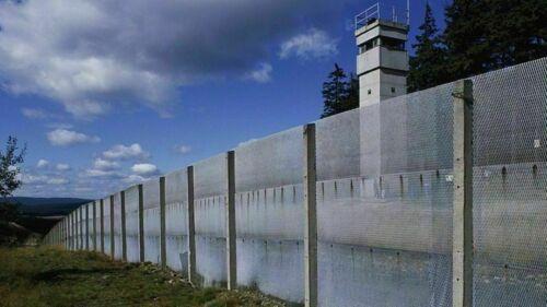 Original East German Border Fence NVA DDR Soviet Berlin Wall Cold War Stasi