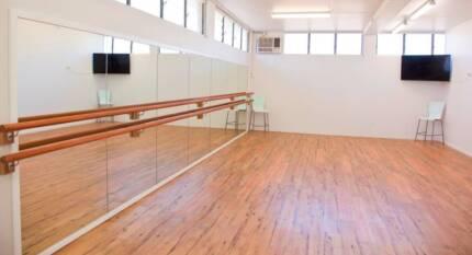 Back Door Studio Space for HIRE