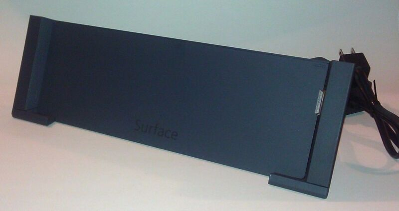Microsoft Docking Station for Surface Pro 6, Pro 5, Pro 4, Pro 3 -Power, Display
