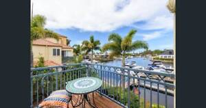 Runaway Bay Waterfront Townhouse Gold Coast - $520,000