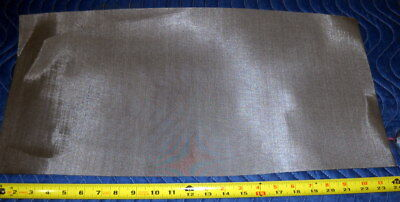 12x24 304 Stainless Screen 70 Mesh .0130 Thick .0065 Wire Dia. Sieve Filter