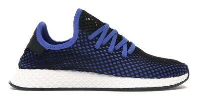 Adidas Deerupt UK Size Men 12.5 High Res Blue