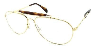 ee3fac113125 Celine Rx Eyeglasses Frames CL 41339 3FM 58-14-140 Gold Opal Gold Made in  Italy